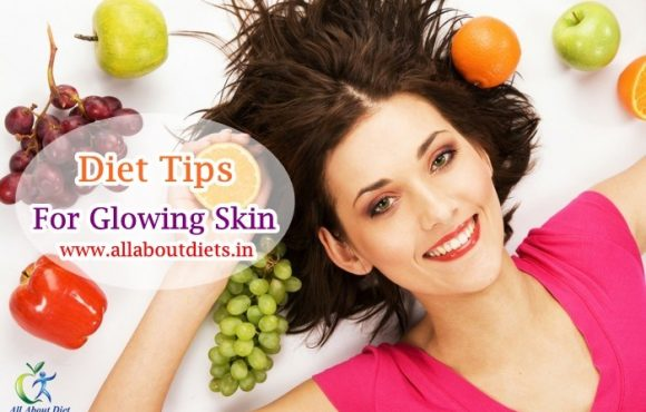 Diet Tips for Glowing Skin
